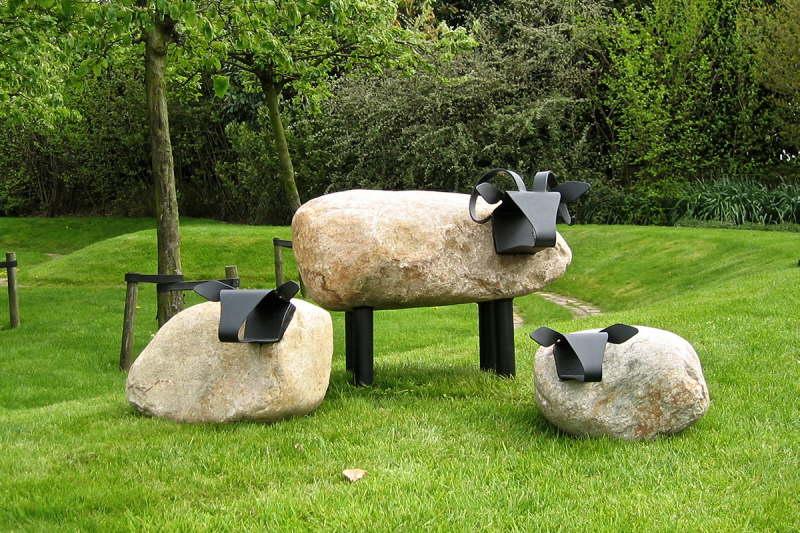 stenen-schapen