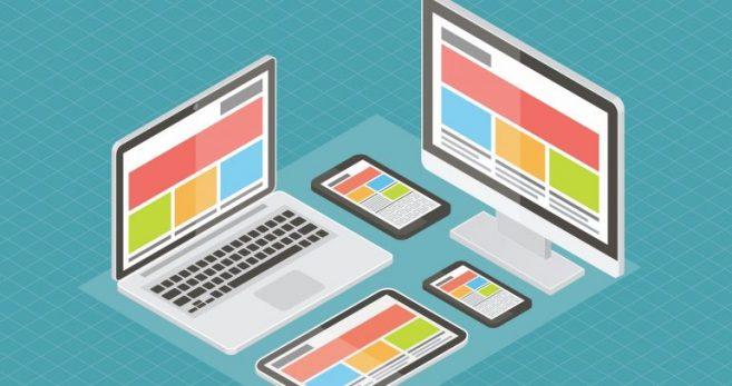 Design op het web